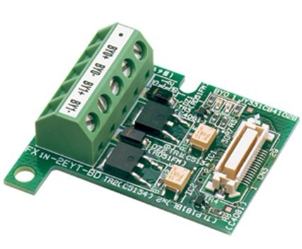 三菱PLC FX1N 2EYT BD输出扩展板