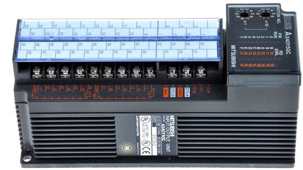 ax40y50c三菱a系列plc输入输出模块图片