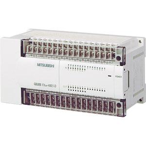 fx2n-48et-d 三菱plc扩展单元 fx2n 48et价格 d24点漏型(npn)输入/24