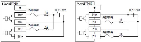 三菱plc扩展板 fx3g 2eyt