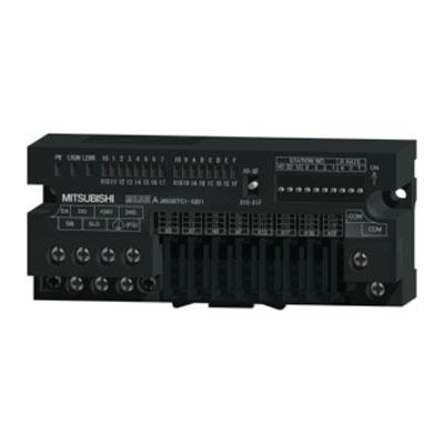 三菱cc-link模块 aj65sbtc1-32d1价格 直接安装连接器高速输入型模块