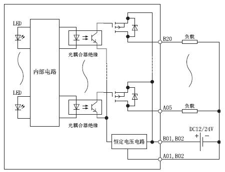 三菱fr-f740内部电路图