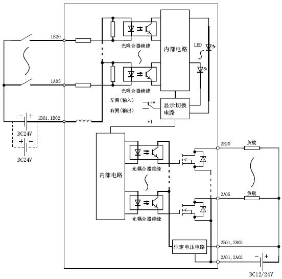 电路结构图