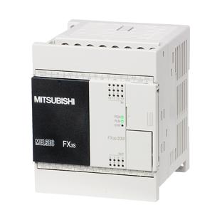 FX3S-10MR/DS三菱PLC替�QFX1S-10MR-D
