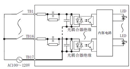 lx10 三菱plc输入模块lx10价格好 lx10-cm ac电源16点