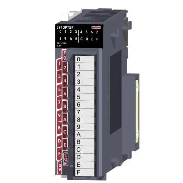 三菱plc输出模块ly40pt5p价格好