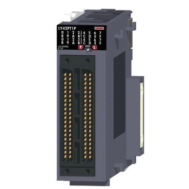 ly42pt1p-cm 三菱l系列64点晶体管源型输出模块
