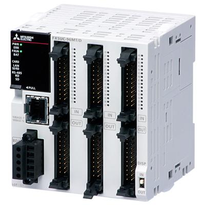 FX5UC-96MT/D 三菱FX5U系列PLC�o��型