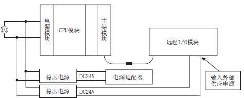 ac16v输入dc24v输出电路图