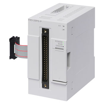 FX5-20PG-P 三菱PLC2�S定位模�K