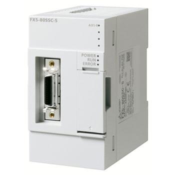 FX5-80SSC-S 三菱FX5系列8�S�易�\�涌刂破�