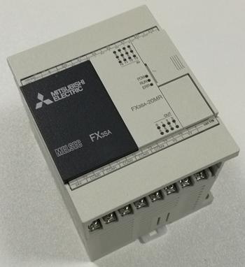 fx3sa-20mr 三菱plc继电器输出8点12点漏/源型入(替换