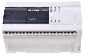 FX3G-60MR/DS 三菱PLC继电器输出DC电源