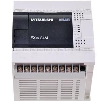 FX3G-24MT/DS 三菱FX3GPLC DC电源晶体管