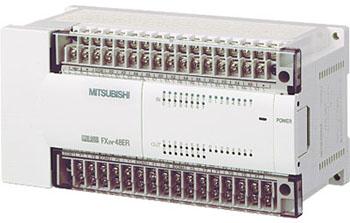 FX2N-48ER-ES/UL 三菱PLC I/O�U展模�K