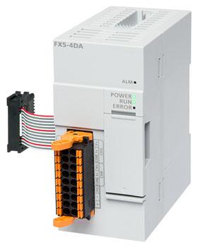 FX5-4DA 三菱PLC模拟量输出模块